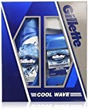 Gillette Artic Ice Gel Deodorant + Shower Gel - 1 Pack