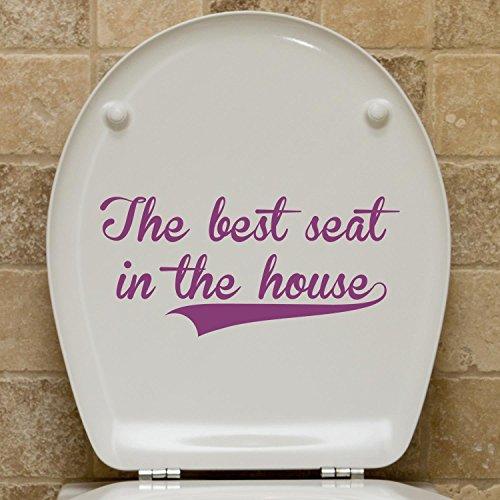autocollant-pour-abattant-de-wc-the-best-seat-in-the-house-pink-violet-25cm