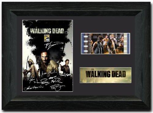 """The Walking Dead"", mit 35 mm Filmstreifen-Lüfter, Motiv Comic-Con, Autogramme S6"