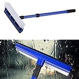 Best Washes Face Simple - Handle Adjust Brosse à vitres double face pour Review