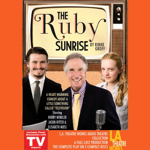 The Ruby Sunrise  Audiolibri