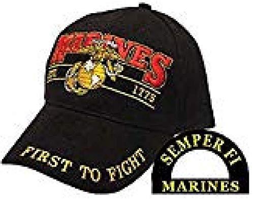 Tradewinds Infinity Superstore Marines Marine Corps EGA First to Fight Semper Fi 1775 Cap 3D Hut 407B Infinity Marine