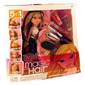 Bratz magic hair yasmin toys games for Yasmin beauty salon