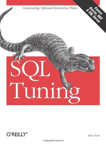 by Tow, Dan SQL Tuning (2003) Paperback