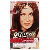 L 'Oréal Paris Excellence Creme 435Dark Caramel Brown