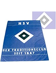 FAHNE FLAGGE HISSFAHNE 200 x 150 HAMBURGER SV Tradition