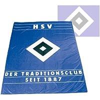 FAHNE FLAGGE HISSFAHNE 200 x 150 HAMBURGER SV Tradition
