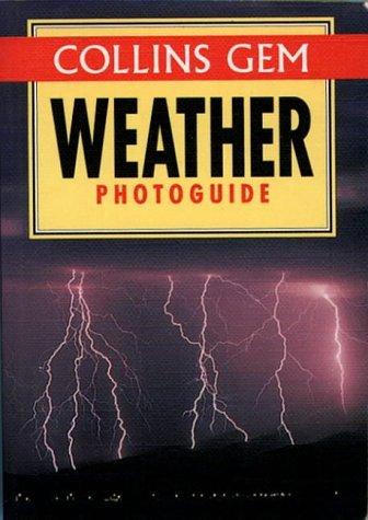 Collins Gem Photoguide - Weather by Storm Dunlop (1997-02-05) -
