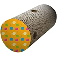 Cat 'n ' Caboodle Paw Pads Claw-n-Roll Scratch Pad