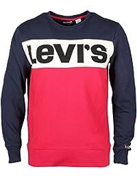 Levi's Colorblock Crew Sweater