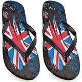 Union Jack Wear Men's Union Jack Flip Flops