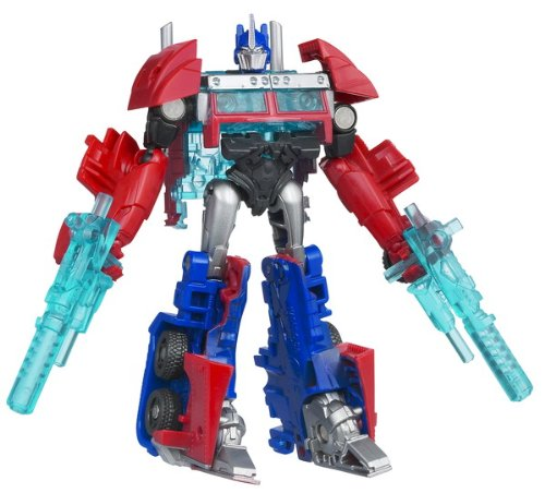 Transformers Cyberverse Commander Optimus Prime [UK Import]