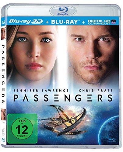 Bild von Passengers [3D Blu-ray]