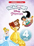 Libros Descargar en linea Vacaciones con las Princesas Disney 4 anos Aprendo con Disney (PDF y EPUB) Espanol Gratis