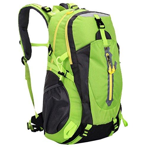 40L Zaino Tattico Di Assalto Impermeabile Yy.f Zaino Bug Out Bag Borse Alpinismo Trekking Outdoor Trekking Zaino Multifunzionale. 3 Colori Orange