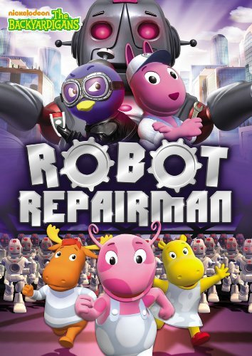 The Backyardigans: Robot Repairman - Dvd Backyardigans
