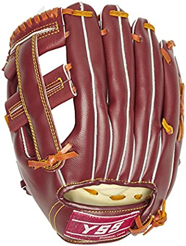 Schreuders Sport Right-handed Baseball Glove,leather - Light Brown,