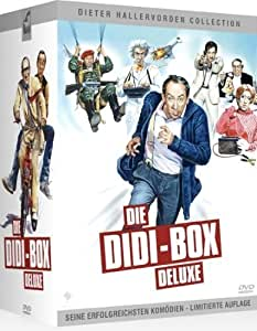 Die Didi Box - Deluxe (6 DVDs + Soundtrack-CDs) [Limited Special Collector's Edition]