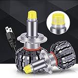 Oasser H7 LED Scheinwerfer Autoscheinwerfer Kit...