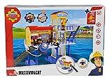 Simba 109257663 - Feuerwehrmann Sam Wasserwacht mit 2 Figuren und viel Zubehör für Simba 109257663 - Feuerwehrmann Sam Wasserwacht mit 2 Figuren und viel Zubehör