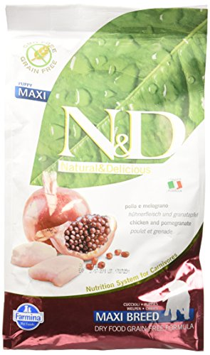 N&D GRAIN FREE N& d grain free puppy large breed con pollo secco cane kg. 2,5