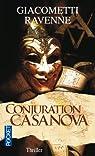 Conjuration Casanova par Giacometti