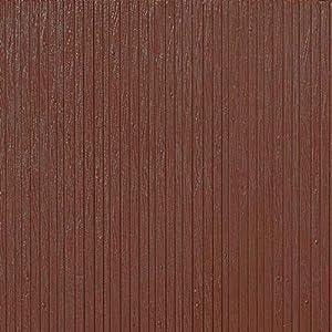 Auhagen 52220.0 - Paneles Decorativos de Pared de Madera contrachapada, 10 x 20 cm Superficie de la Estructura, marrón