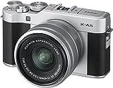 #5: Fujifilm X-A5/XC15-45mm f3.5-5.6 Ois PZ Camera (Silver)