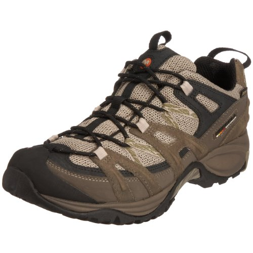 Merrell Pantheon Sport Gore-Tex, Men's Lace-Up Shoes - Black/Smoke, 7 UK