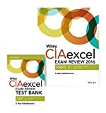 Wiley CIAexcel Exam Review + Test Bank 2016: Part 2, Internal Audit Practice Set (Wiley CIA Exam Review Series)
