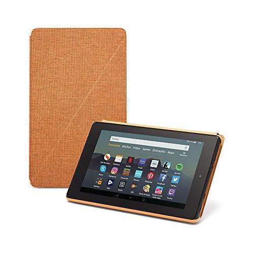 Hülle für Fire7-Tablet, kompatibel mit der 9.Generation (2019), Orange (Tablet Cases 7 Orange)