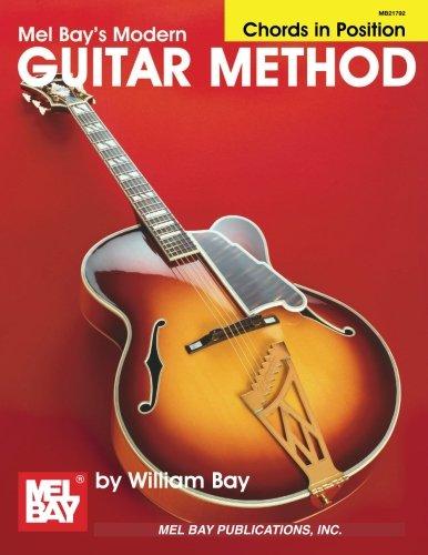 tar Method Grade 3: Chords in Position (Modern Guitar Method (Mel Bay)) ()
