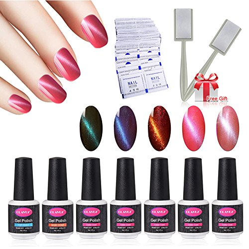 clavuz-6pcs-kit-de-esmaltes-de-unas-gel-uv-led-semipermanente-efecto-de-ojo-de-gato-con-magnet-magic