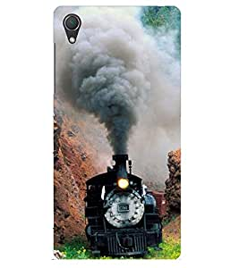 Doyen Creations Designer Printed High Quality Premium case Back Cover For Sony Xperia Z5