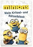 Minions: Mein Kritzel- und Rätselblock