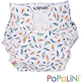 Popolini cubrepañales popowrap Powwow para pañales de tela tamaño m 5–10kg