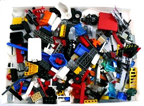 LEGO ® - ca. 200 Stück - Bauteile - Ersatzteile Steine Sondersteine - KONVOLUT - Einzelteile Kleinteile