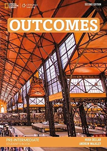 Outcomes - Second Edition: A2: Pre-Intermediate - Student's Book + DVD