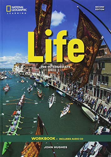 Life pre-intermediate. Workbook. Without key. Per le Scuole superiori. Con e-book. Con espansione online. Con CD-Audio