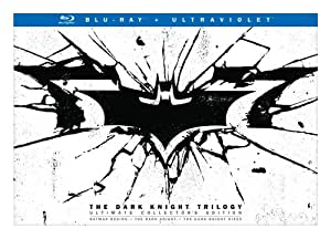 Dark Knight Trilogy: Ultimate Collector's Edition [Blu-ray] [US Import]