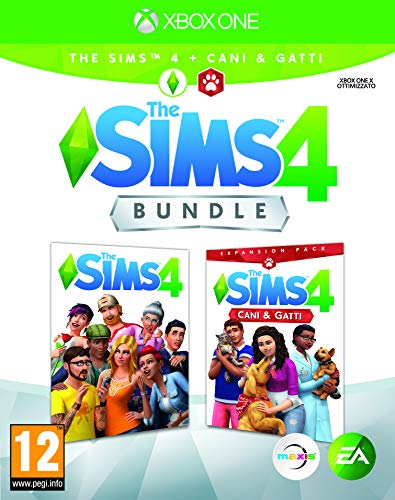 The Sims 4 - Cani e Gatti - Bundle - Xbox One