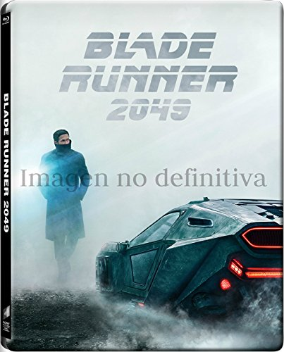 Blade Runner 2049 (Ed. Metal Bd + Bd3D + Bd Extras) [Blu-ray]