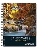 Landscapes 2019 - National Geographic Kalender, Landschaftskalender, Buchkalender National Geographic, Wochenkalender  -  16,5 x 21,6 cm Bild