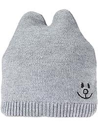 Domybest Cappello Neonato Invernale Cappello Neonato Carino di Lana a Maglia  a Forma di Coniglio per 5b2480fdc63b