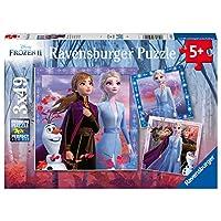 Ravensburger 5011 Disney Frozen 2, 3X 49Pc Jigsaw Puzzles