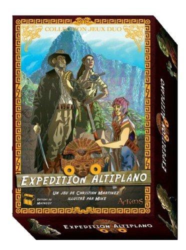 France cartes - 464004 - Petit Jeu - Expédition Altiplano