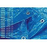 Lona toldo de polipropileno 5 x 6 mts. 30 m/2