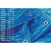 Lona toldo de polipropileno 2 x 3 mts. 6 m/2