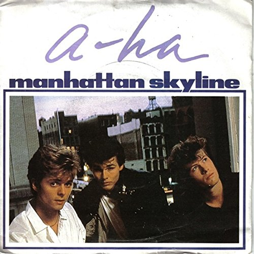 Manhattan Skyline 12 inch single