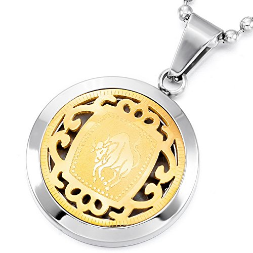 memediy-gold-silver-stainless-steel-pendant-necklace-taurus-horoscope-zodiac-come-with-chain-customi